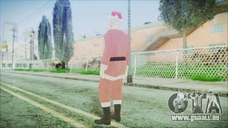 GTA 5 Santa für GTA San Andreas dritten Screenshot