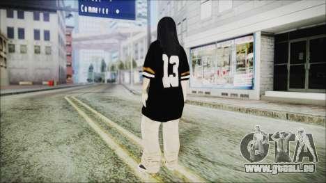 Una Chola pour GTA San Andreas troisième écran