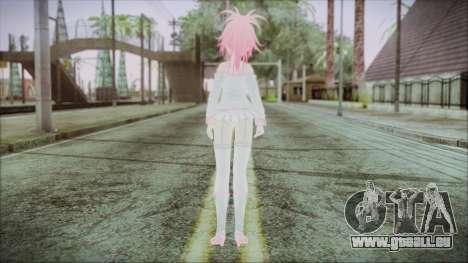 Light Honey Whip pour GTA San Andreas troisième écran