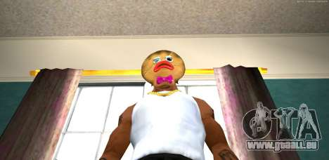 Masque Mal Prani v1 (Noël 2016) pour GTA San Andreas
