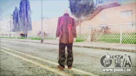 Jason Voorhes pour GTA San Andreas troisième écran