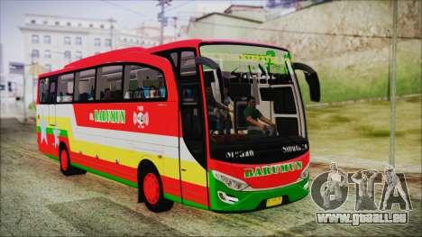Bus Pt.BARUMUN Sibuhuan pour GTA San Andreas