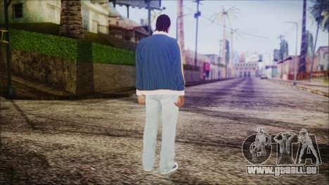 GTA Online Skin 12 pour GTA San Andreas troisième écran