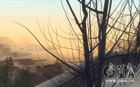 Winter Vacation 2.0 SA-MP Edition für GTA San Andreas fünften Screenshot