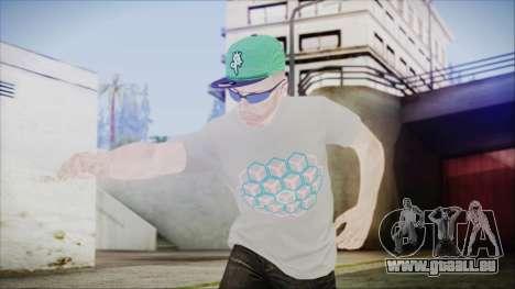 GTA Online Skin 45 für GTA San Andreas