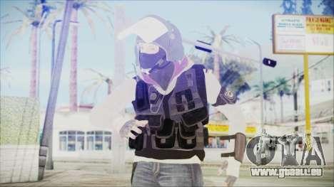Rainbow Six Siege GSG9 IQ pour GTA San Andreas