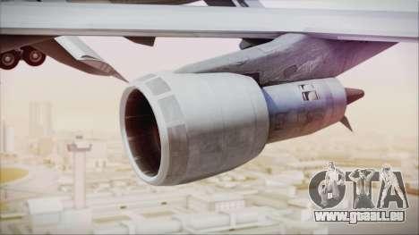 Boeing 747-237Bs Air India Krishna Deva Raya pour GTA San Andreas vue de droite