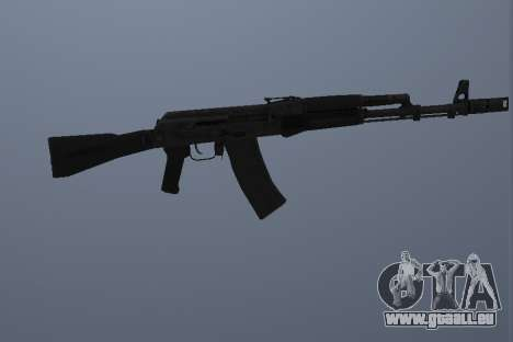 AK-74M pour GTA San Andreas
