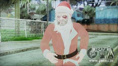 GTA 5 Santa für GTA San Andreas