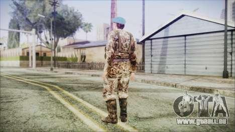 World In Conflict Malashenko für GTA San Andreas dritten Screenshot