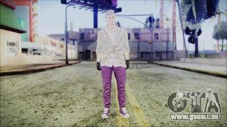 GTA Online Skin 7 pour GTA San Andreas deuxième écran