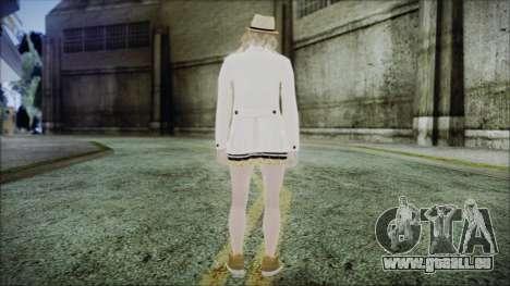GTA Online Skin - Skin de IvanForever für GTA San Andreas dritten Screenshot