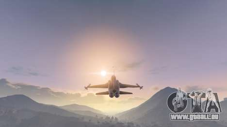 Northrop F-5E Tiger II USA pour GTA 5