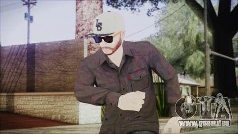 GTA Online Skin 40 für GTA San Andreas