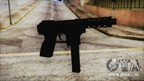 TEC-9 ACU für GTA San Andreas