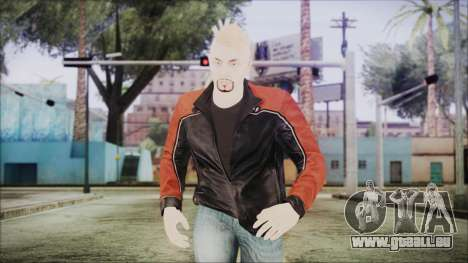 GTA Online Skin 42 für GTA San Andreas