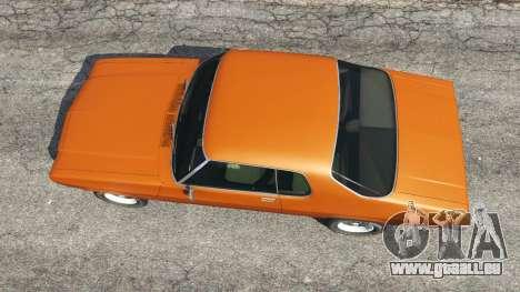 GTA 5 Holden Monaro GTS Rückansicht