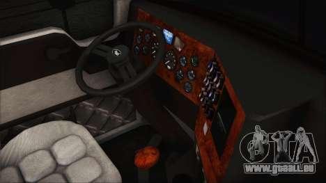 Mack Pinnacle v1.0 für GTA San Andreas rechten Ansicht