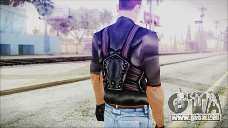 Blade Skin Pack pour GTA San Andreas troisième écran