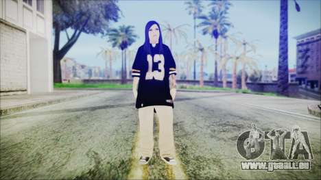 Una Chola pour GTA San Andreas deuxième écran