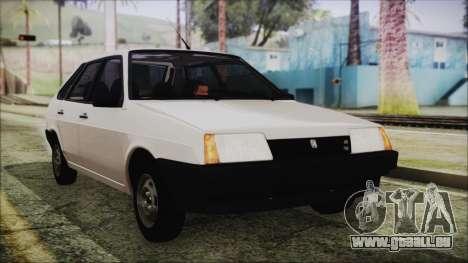 2109 Abfluss für GTA San Andreas