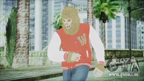 GTA Online Skin 34 pour GTA San Andreas