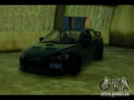 ENB S-G-G-K pour GTA San Andreas sixième écran