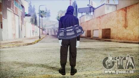 GTA Online Skin 10 pour GTA San Andreas troisième écran