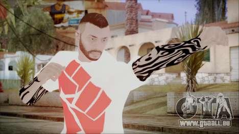 GTA Online Skin 17 für GTA San Andreas