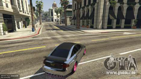 Multiplayer Co-op 0.6 pour GTA 5