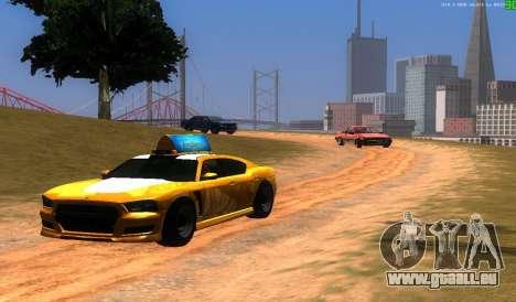 Il n'y a pas de meilleure façon pour GTA San Andreas