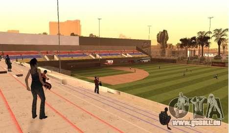 Baseball für GTA San Andreas