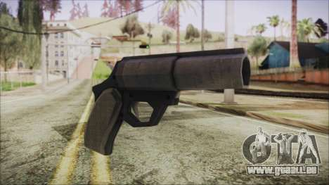 GTA 5 Flare Gun - Misterix 4 Weapons pour GTA San Andreas