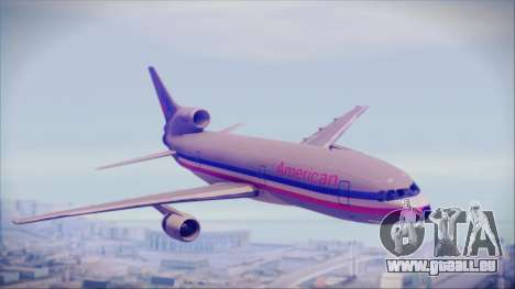 Lockheed L-1011 Tristar American Airlines pour GTA San Andreas