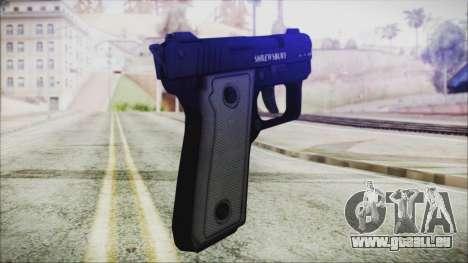 GTA 5 SNS Pistol - Misterix 4 für GTA San Andreas zweiten Screenshot