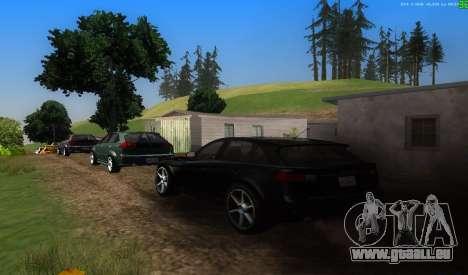 Il n'y a pas de meilleure façon pour GTA San Andreas deuxième écran