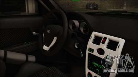 VAZ 2110 Sport pour GTA San Andreas vue de droite