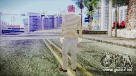 Ron Weasley pour GTA San Andreas troisième écran
