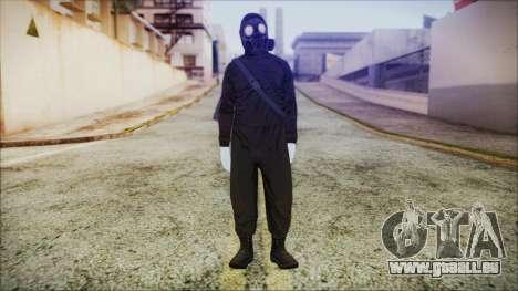 GTA Online Skin 10 für GTA San Andreas zweiten Screenshot
