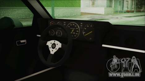 Opel Manta GSi Exclusive für GTA San Andreas rechten Ansicht