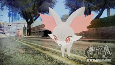 Fennekin Shiny (Pokemon XY) für GTA San Andreas