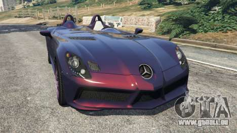 Mercedes-Benz SLR McLaren Stirling Moss für GTA 5