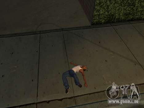 Neue Animationen für GTA San Andreas her Screenshot