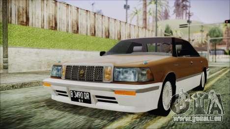 Toyota Crown Royal Saloon 1994 für GTA San Andreas