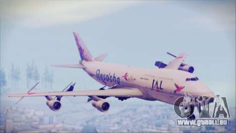 Boeing 747-300 Japan Airlines Resocha pour GTA San Andreas