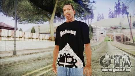 San Andreas T-Shirt pour GTA San Andreas