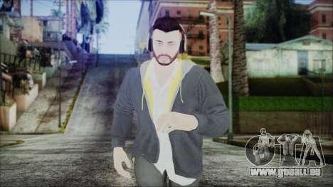 GTA Online Skin 13 pour GTA San Andreas