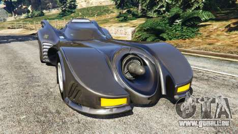 Batmobile 1989 [Beta] für GTA 5