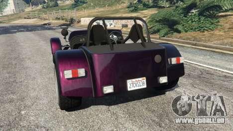 Caterham R500 2008 v0.5 für GTA 5