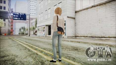 Life is Strange Episode 2 Max für GTA San Andreas dritten Screenshot
